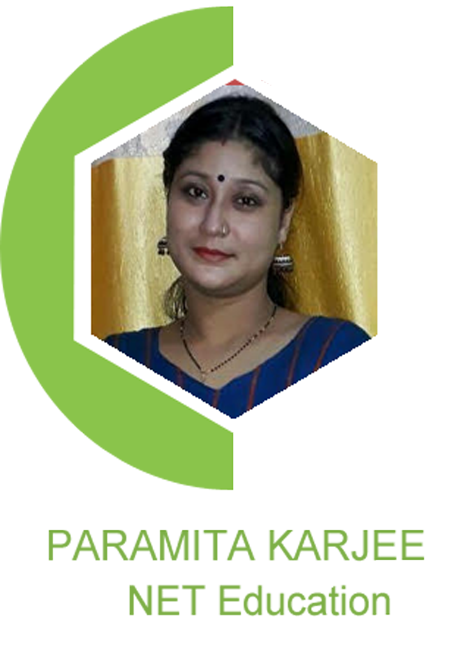 Paramita karjee:- NET Education