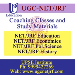 UGC-NET/JRF Coaching