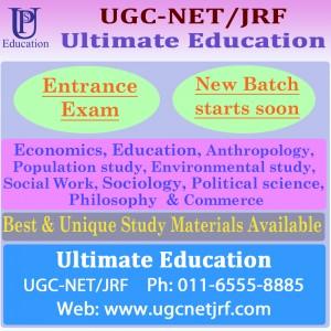 Best UGC NET Coaching